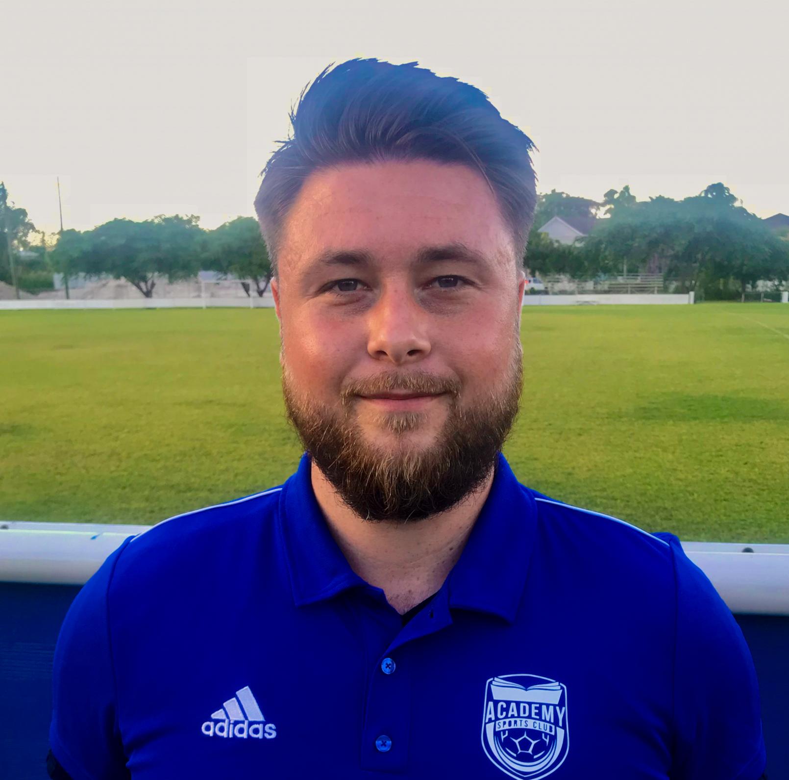 Ben Pugh : Youth Coach