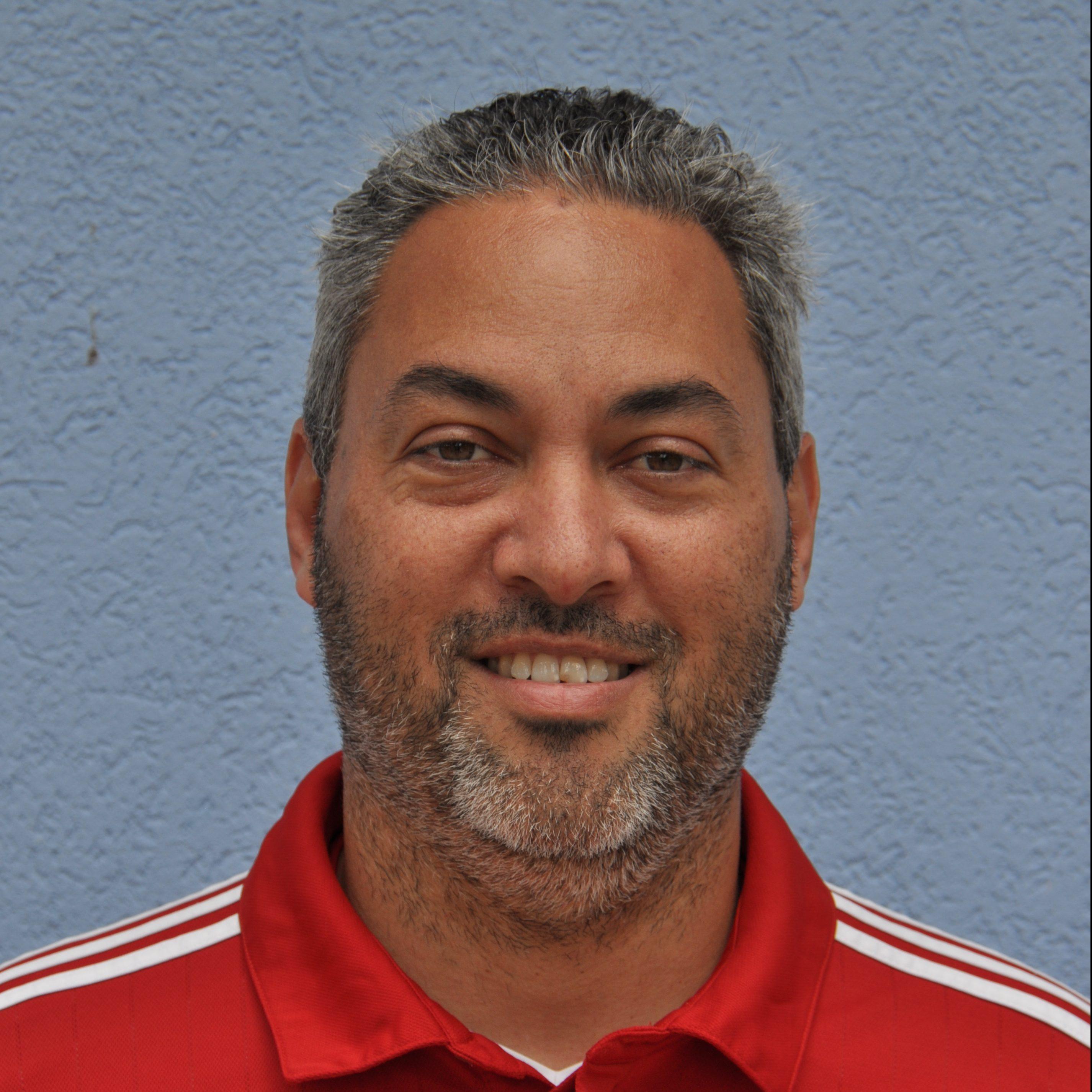 Bruce Sigsworth : Youth Coach