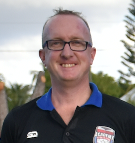 Martin Cooke : Youth Coach, Director