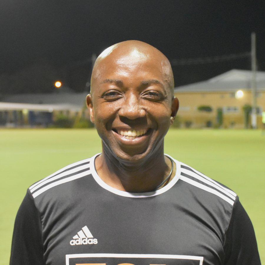 Virgil Seymour : Technical Director