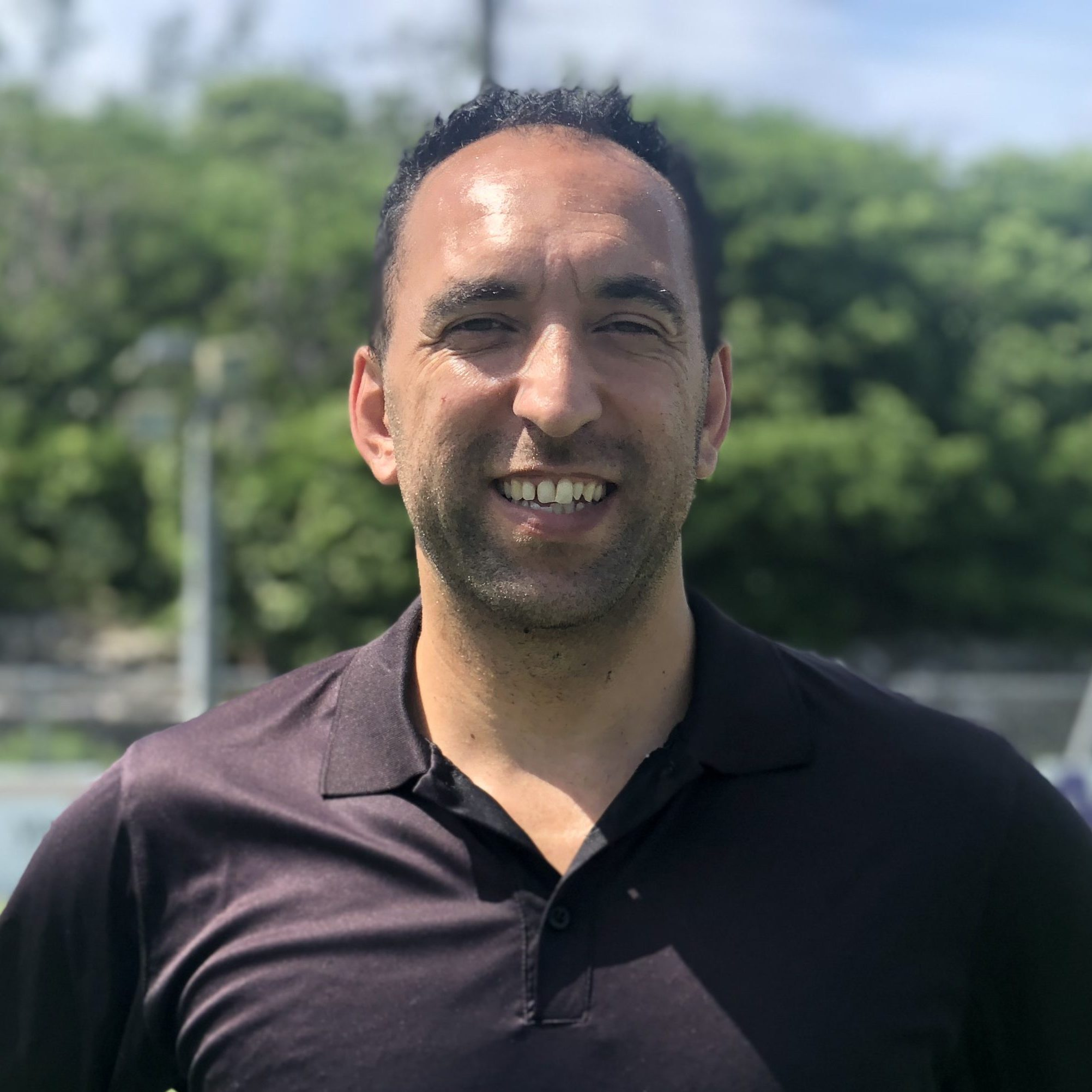 Claudio Garcia : Senior Men's Coach